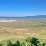 Ngorongoro Crater Viewpoint, Tanzania