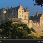Edinburgh Castle Screen Shot