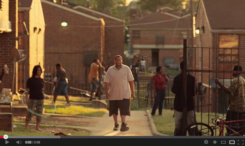 Blind Side Featurette Screen Shot