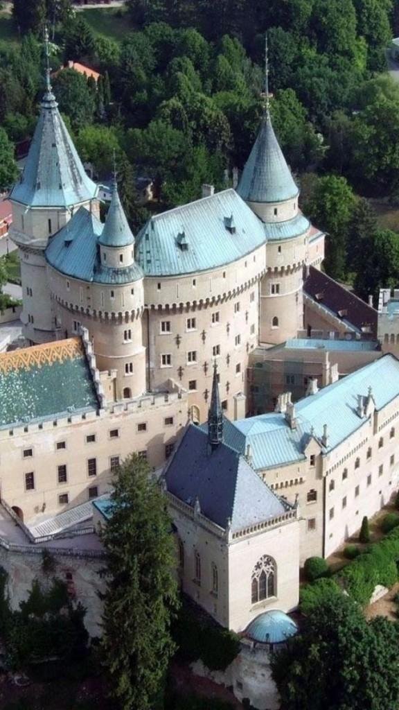 Bojnice Castle, Bojnice, Slovakia