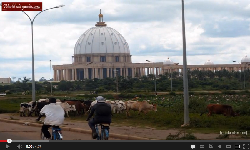 Basilica of our Lady of Peace Screen Shot