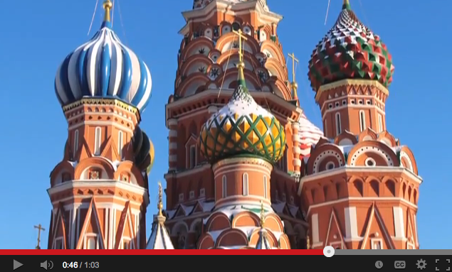 Saint Basil's Cathedral Screen Shot