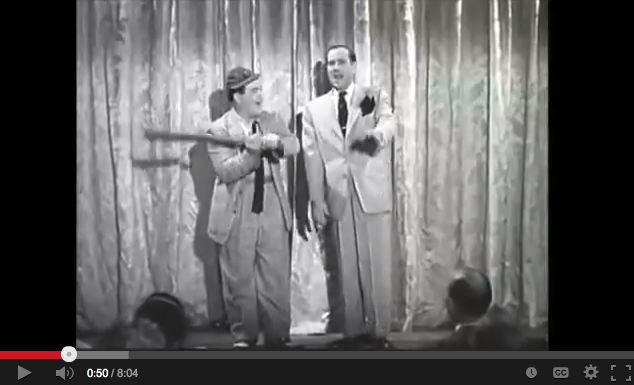 Abbot and Costello Screen Shot