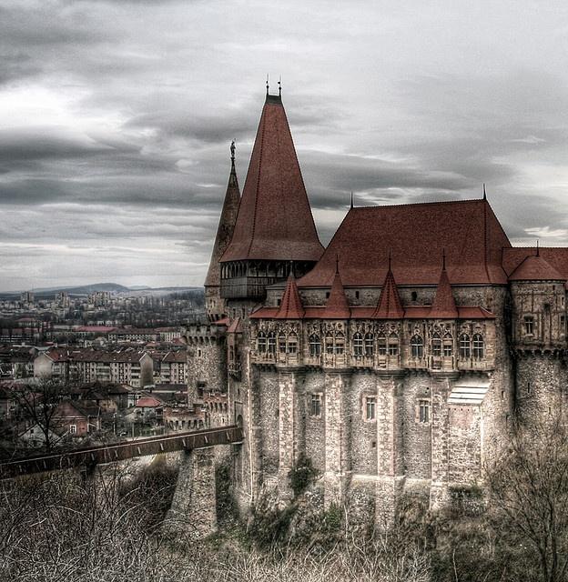 Corvin Castle - Hunedoara, Romania