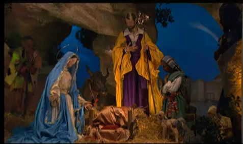 Presepi Manger Scenes Screen Shot