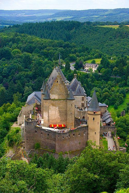 Vanden Castle, Luxembourg