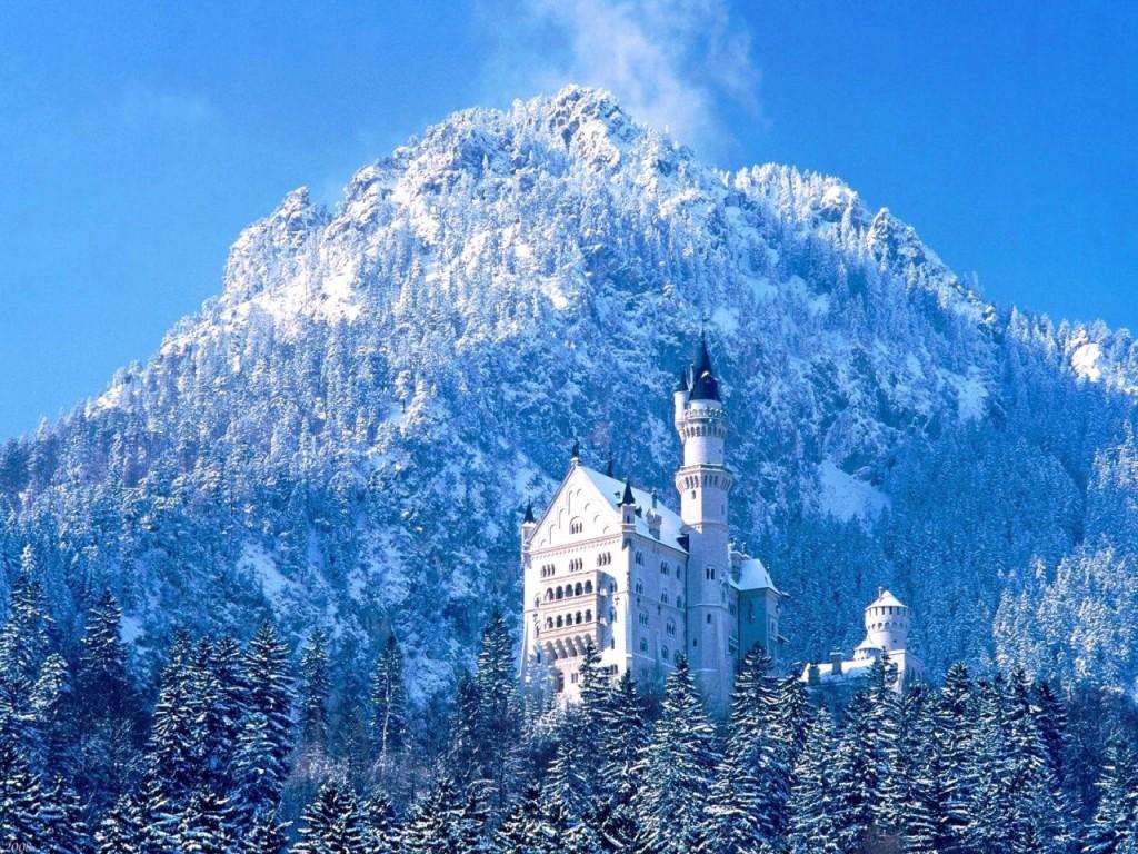 Nauschweinstein Castle, Germany