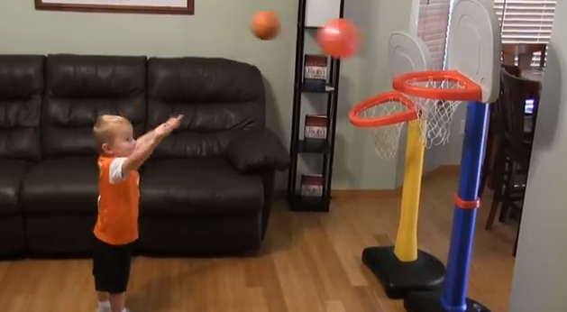 Trick Shot Titus 3 — ft. Tall Challenges Channing Tatum & Bradley Cooper