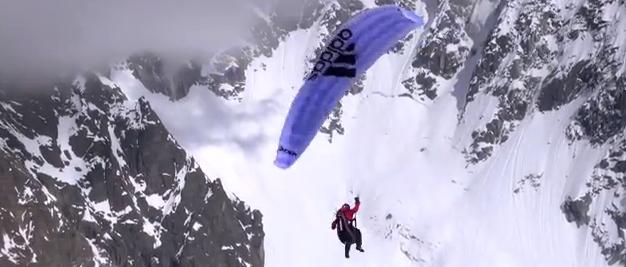 Extreme Para-glider