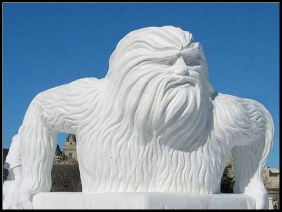 Breckenridge Snow Sculpture Festival 15