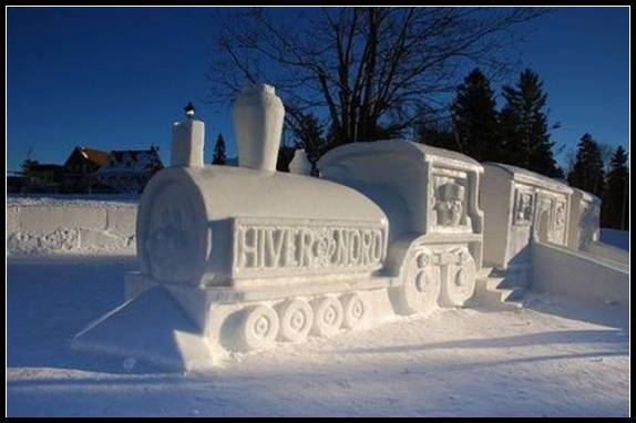 Breckenridge Snow Sculpture Festival 19