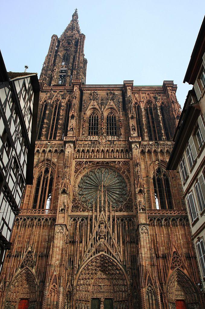 Cathédrale_Strasbourg