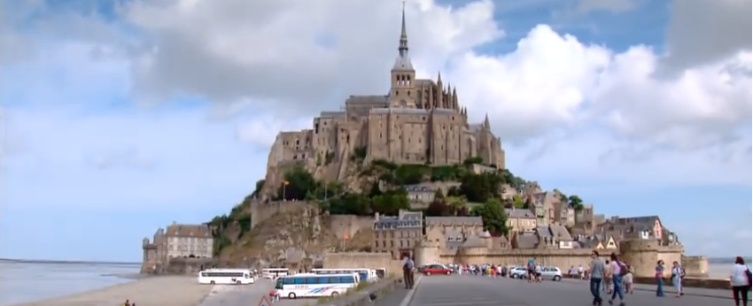 Mont St. - Michel Screen Shot