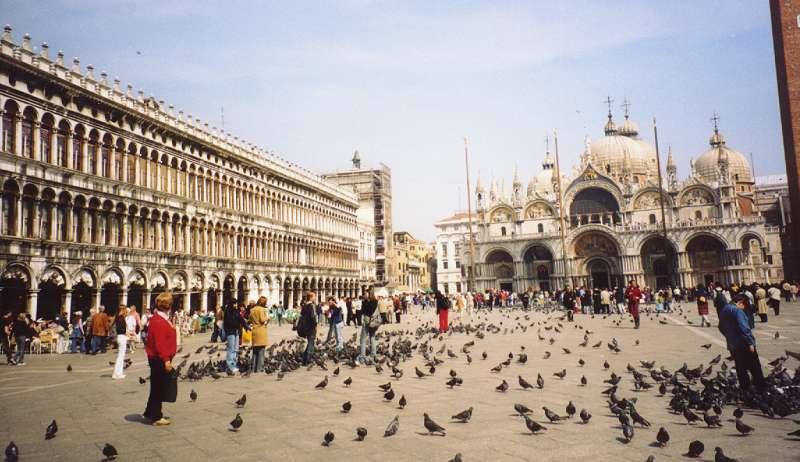 Saint Maark's Square, Venice