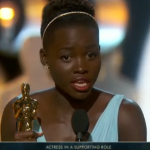 Lupita Nyong'o – Best Supporting Actress – 12 Years a Slave – and Much More