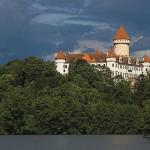Archduke Franz Ferdinand's Castle, Konopiště, Czech Republic