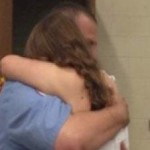 Man Saved Abandoned Newborn, Reunites With Her 18 Years Later at Her Graduation!