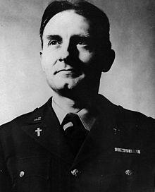 Chaplain, Captain Emil Kapaun