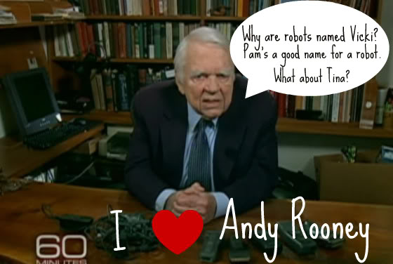 Andy Rooney Screenshot