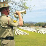 """The History of """"Taps"""" Bugle Music Narrated by John Wayne"""