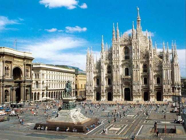 Duomo di Milano by architectism.com