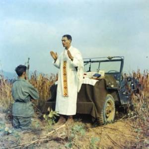 Fr Emil Kapaun Battlefield Mass
