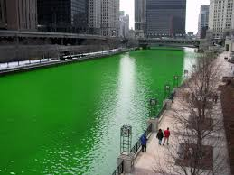 Green-River for Saint Patrick's Day