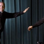 A Must See Tap Dancing Duel by Two Catholic Seminarians