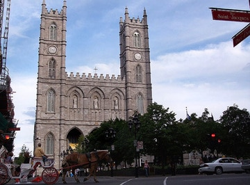 Notre Dame Montreal by Mike Thomas