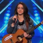 """Anna Clendening: Nervous Singer Delivers Stunning """"Hallelujah"""""""