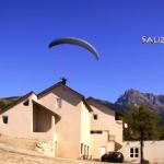 Urban Side – Jean-Baptiste Chandelier  – Extreme Paraglider
