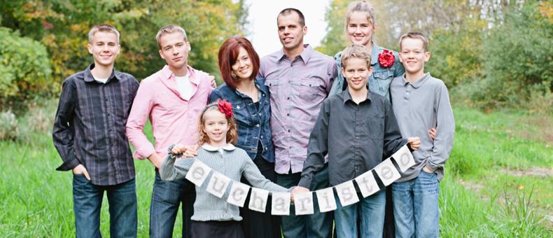 The Voskamp Family