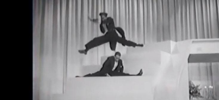 Nicholas Brothers Tap Dance Team