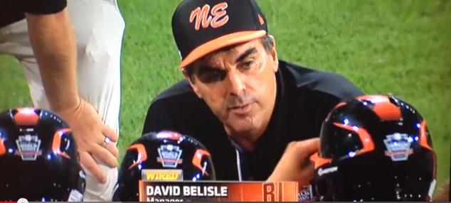 David Belisle, LL Coach