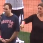National Anthem Sung by Man With Disability – and the Wonderful Boston Crowd!