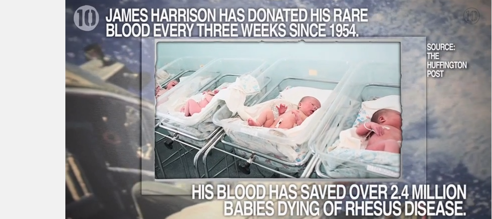 Rhesus Babies Saved by Blood Donor