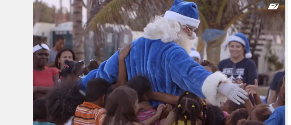 WestJet Christmas Miracle 2014