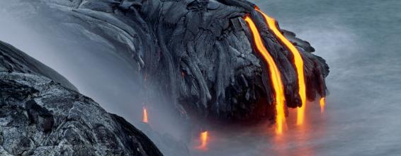 Volcanoes Natl Park, Hawaii