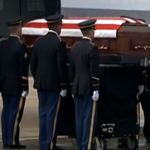 Dignified Transfer: A fallen soldier's final journey home