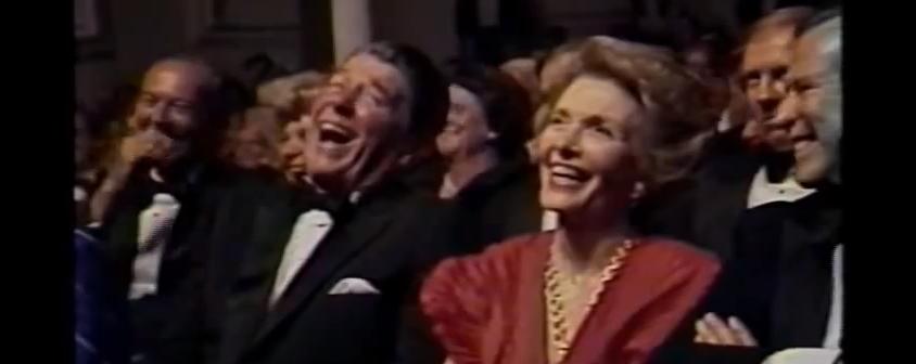 Pres & Mrs Reagan