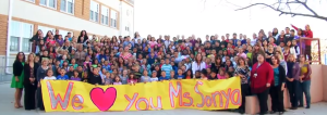 Sonya Romero's School