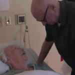 Finishing Strong – A Man Sings to 93 Year Old Dying Wife