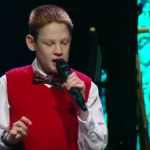 Christopher Duffley Blind, Autistic Boy Sings Praises With Perfect Pitch