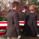 Detroit Students Carry Caskets of the Homeless