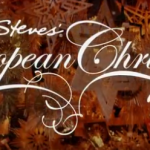 Rick Steves' European Christmas Series of 10 Videos for December
