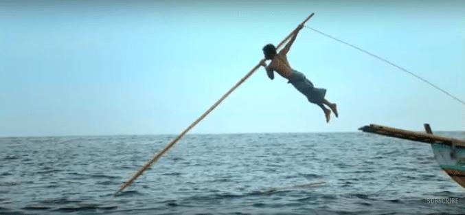 Primitive Fishing