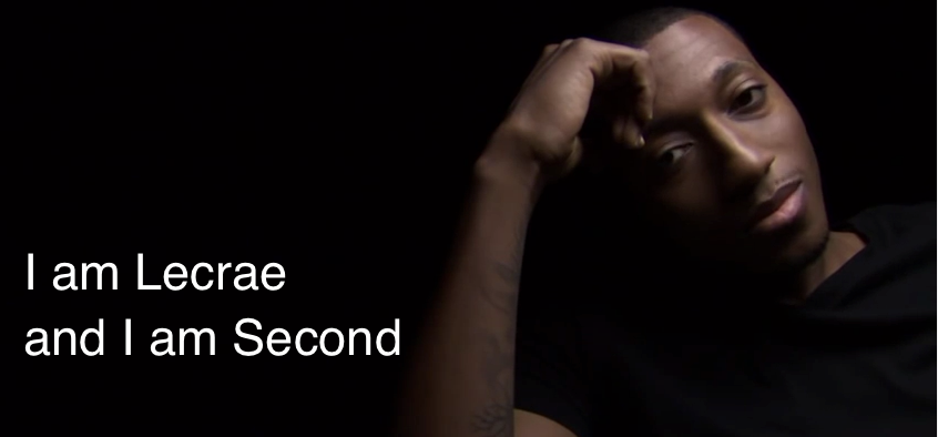 I am Lecrae and I am Second