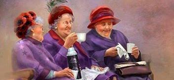 Three Sisters by Pat Brennan