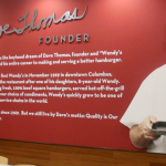 Dave Thomas, CEO of Wendy's – a Lot More to the Man Than Hamburgers