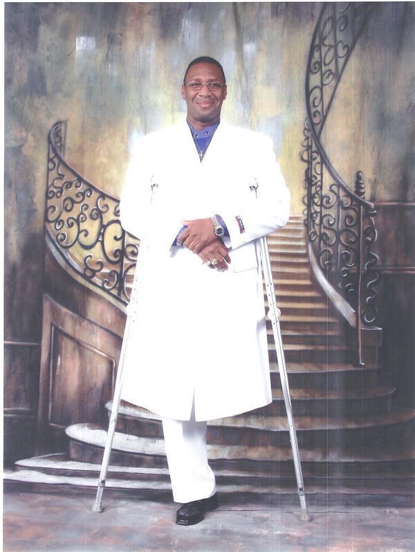 Elder Carl Joseph